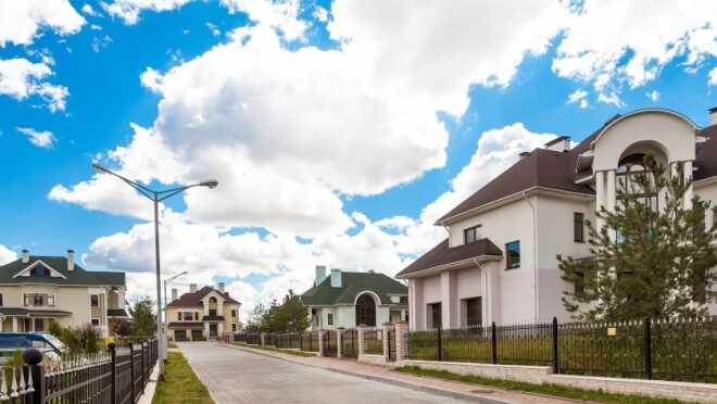 Коттеджный поселок Крона (Krona Village)